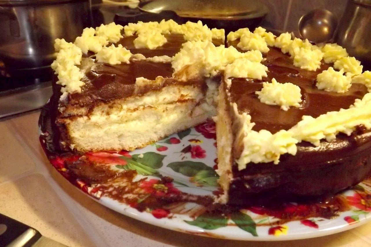 Самые вкусные торты в домашних условиях Кулинария 92