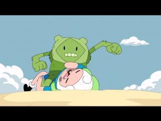 Adventure Time / Время Приключений - 8 сезон 1 серия [S08E01E02] [Rimus & Loki & Nao_Kabaeli & Dipper]