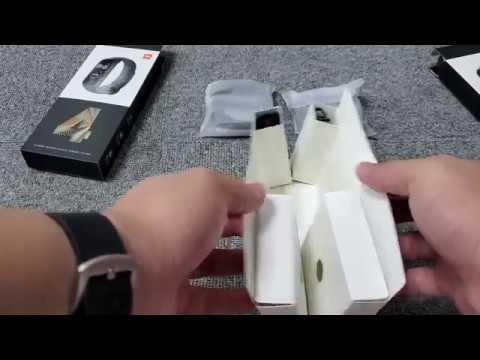 Xiaomi Mi Band 4 Распаковка и полный ОБЗОР ЛУЧШИЙ БРАСЛЕТ