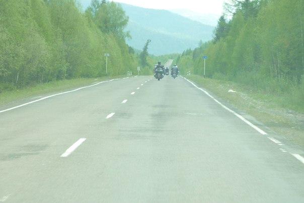 Поездка по Саянскому кольцу сначала на десяти колёсах, потом на восьми. Часть первая, дорога до Кызыла.