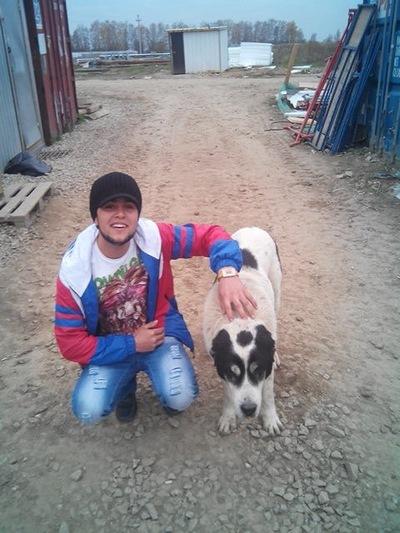 Сафарбек Абубакиров, 19 августа , Сургут, id187668120