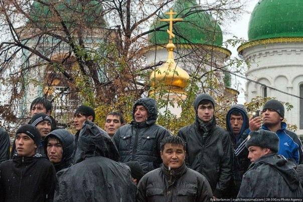 Госпогранслужба в рамках спецоперации задержала сегодня в Киеве 21 нелегального мигранта - Цензор.НЕТ 8430