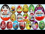 46 Surprise Eggs Kinder Surprise Mickey Mouse Dora the Explorer Monsters Maxi Tom and Jerry