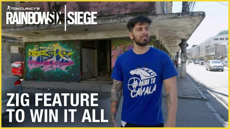 Rainbow Six Siege To Win It All Documentary Ubisoft [NA]