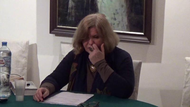 Фрагмент рассказа Натальи Громовой об неодназначных личностях, работавших в ЧК