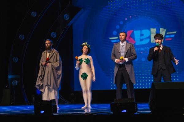 Текстовый эфир второй 1/2 Международной Лиги МС КВН 2018.