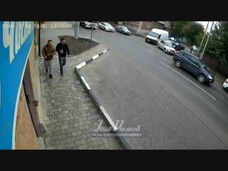 дтп на Немировича-Данченко- 25.10.18 - Это Ростов-на-Дону!