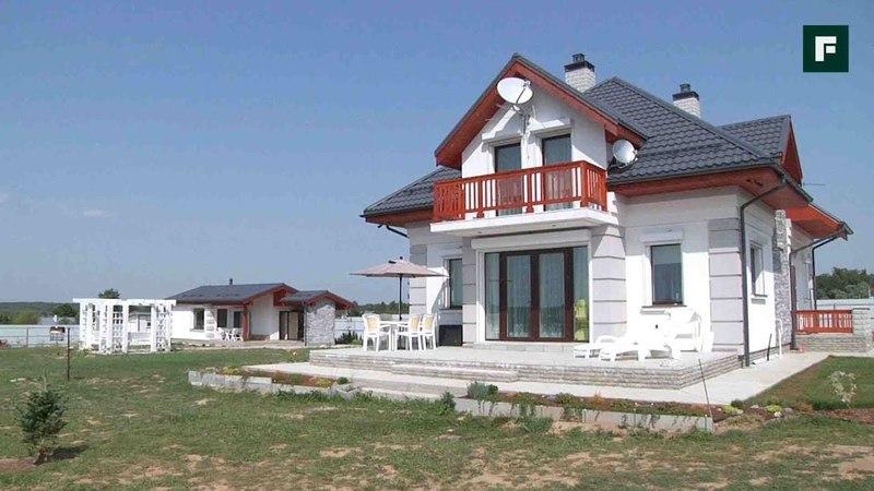Дом в средиземноморском стиле с патио FORUMHOUSE