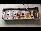 Замена прокладки клапанной крышки в Suzuki SX4 своими руками