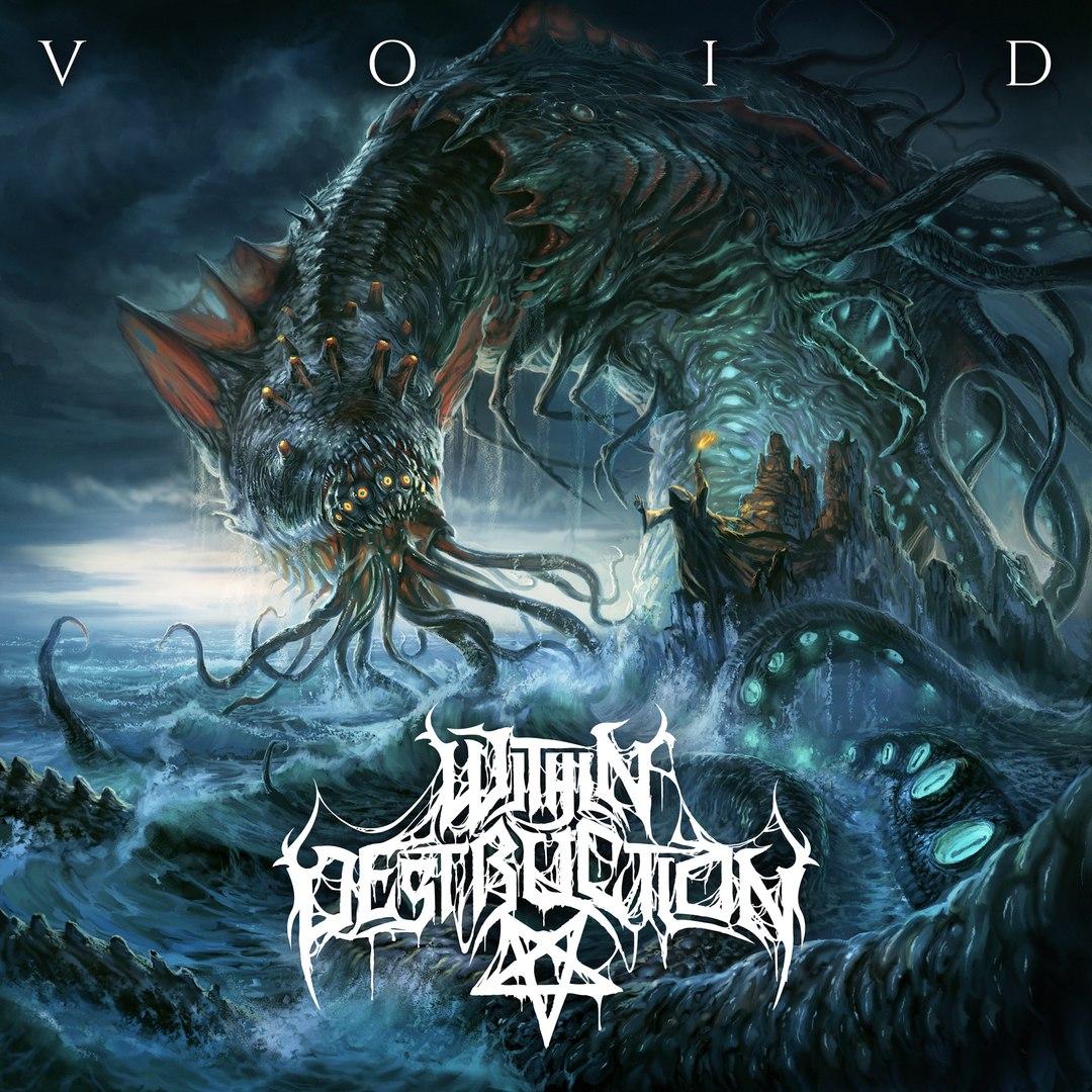 Within Destruction - Void (2016)