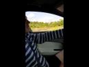 Jaguar. КрестьянИн за рулём автомобиля для белых человеков