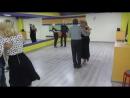 Занятия аргентинским танго в танцшколе Dance Life 16 09 18 MVI 2105