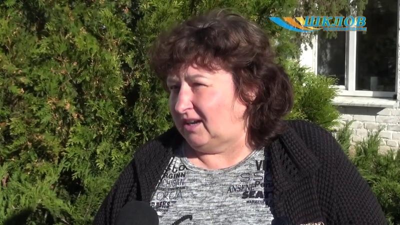 Шкловское райпо оказывает помощь населению при сборе урожая