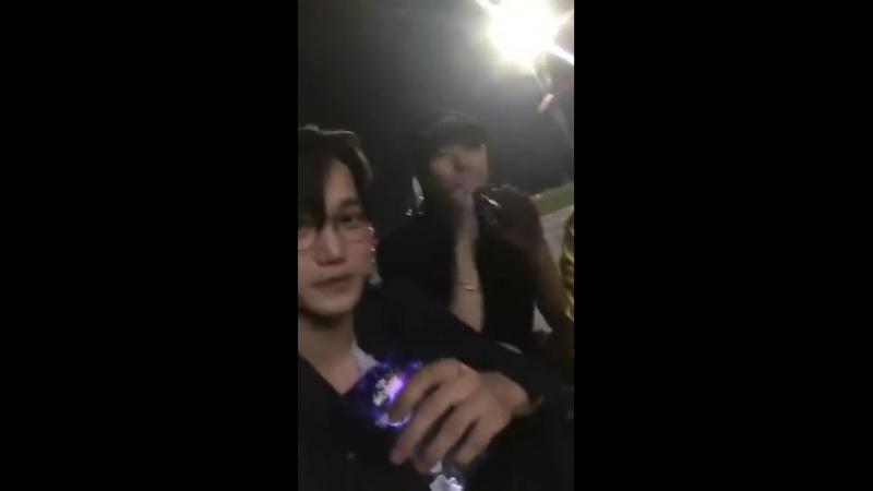 [FULL] 180718 Ravi's Instagram Live @ EXO's Kai (Kim Jongin)