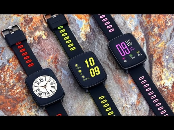 Прошивка умных часов Kingwear GV68 и Senbono GV68 Firmware update