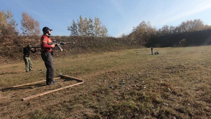 Дуэльная стрельба Горохов Терпиловский (квалификац)
