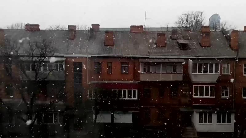 ВИА Пламя Снег кружится
