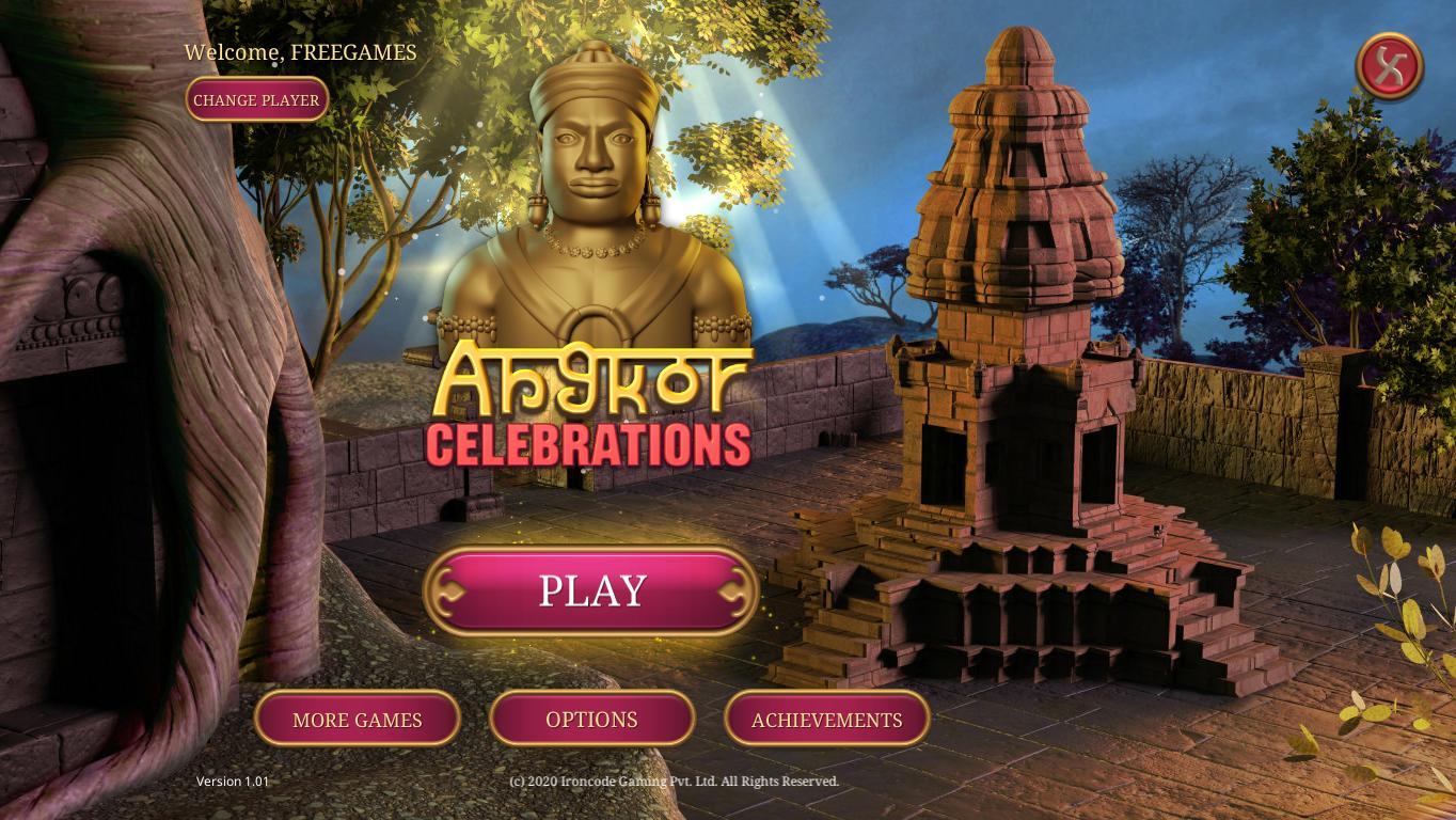 Ангкор: Чествование | Angkor: Celebrations (En)