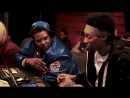Sonny Digital Honorable C Note making a beat (In-Studio Session)