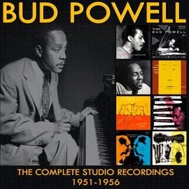 Bud Powell альбом The Complete Studio Recordings: 1951-1956
