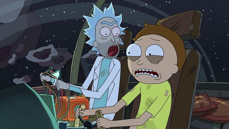 Давай Морти приключение на 20 минут, 6 дней спустя Rick and Morty