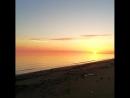 Закат на Яграх
