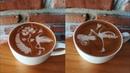 Amazing Cappuccino Latte Art Skills 2018☕️Instagram Viral Compilation