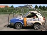Homemade Rolling Car