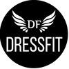 DressFit. Одежда для POLE DANCE и FITNESS