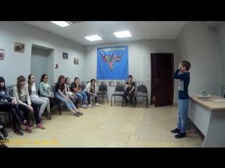 Мастер-класс от Марины Богатовой группа №6