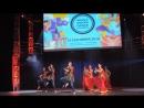Ансамбль индийского танца Маюри Mayuri в Гала-концерте WIDC, 15.09.18г., Санкт-Петербург.