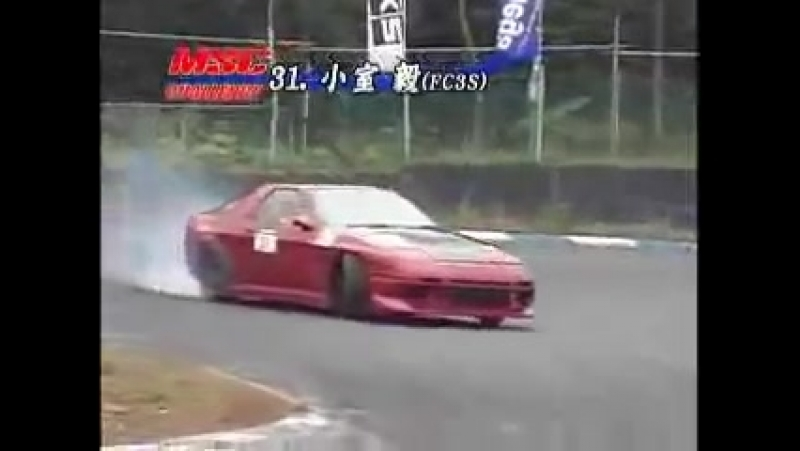 MSC Challenge 2006 Rd.8 at Ebisu East Circuit: Latter Half.