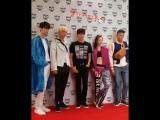 17.08.18 - Сон Хун присутствовал на мероприятии MCM в универмаге Lotte