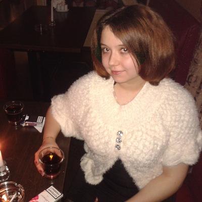 Анастасия Ботнарь, 30 сентября 1994, Москва, id121340836
