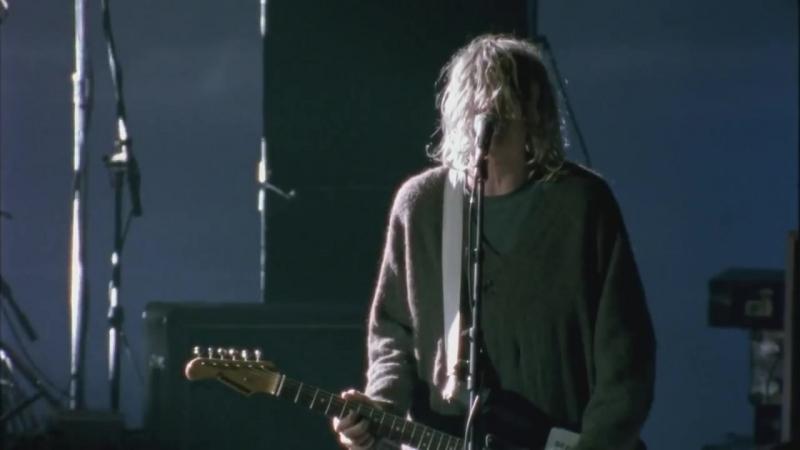 Nirvana - Smells Like Teen Spirit (Live)