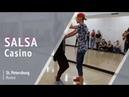 Denis Lopatkin Marina Faizova SALSA Ipanema dance studio