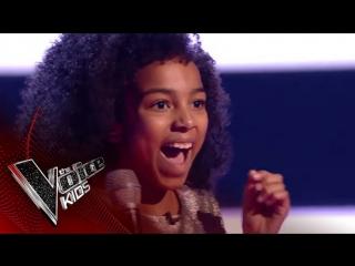 Jennifer - Call Me Maybe (The Voice Kids UK 2018)
