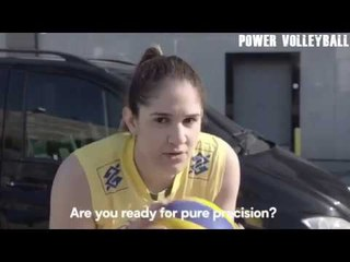 Funny Video Power of Vollyball   PLAYER IS JOKE   Girl Very Funny Joke 2018