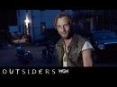Outsiders Set Secrets: Militia Compound
