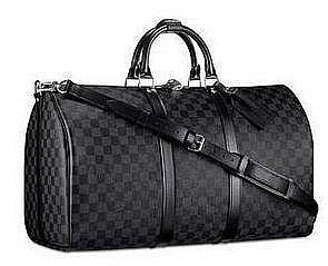 Сумка Louis Vuitton Keepall 50 Graphite.