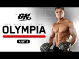 Steve Cook: Road to the Olympia (PART II)