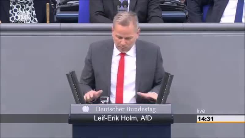 AFD- Bis die Strecken in Deutschland in Betrieb gehen sind die ersten Planer schon verstorben-