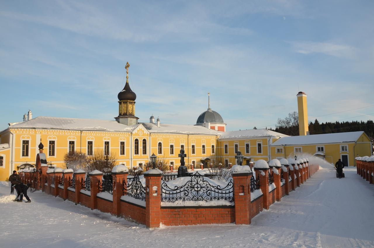 18vlfozNYWI Давидова пустынь монастырь в Подмосковье.
