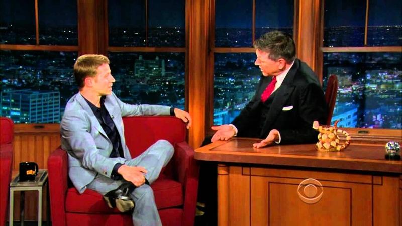 Ben McKenzie on the Craig Ferguson Show 5 28 2012