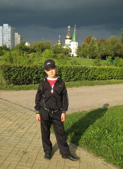 Артур Захожий, 27 сентября , Минск, id204117514