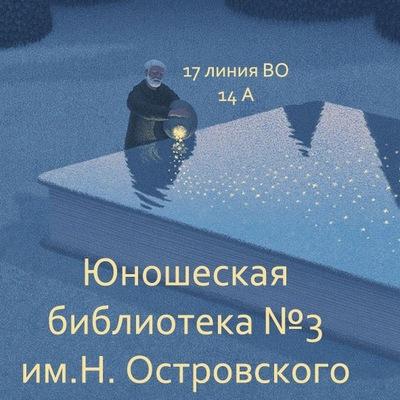 Библиотека Василеостровский-Район