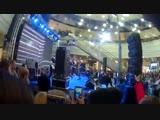 Юлиана Караулова в Кургане на открытие ТРЦ гипер сити