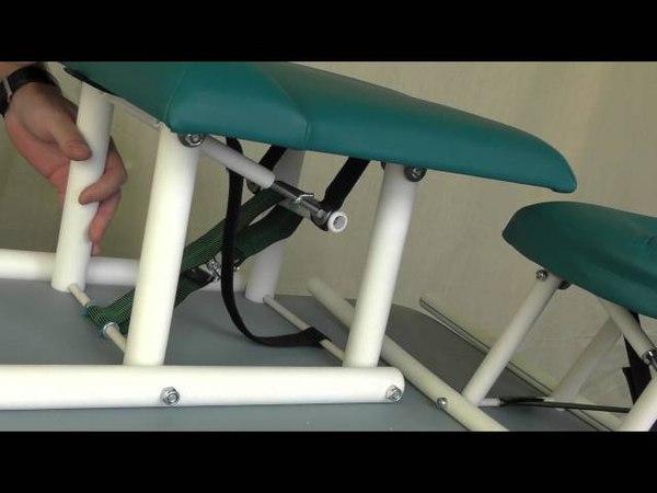 Тренажер Грэвитрин-комфорт плюс: Фри для растяжки и лечения позвоночника