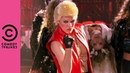 Milla Jovovich Performs Billy Idols White Wedding Lip Sync Battle