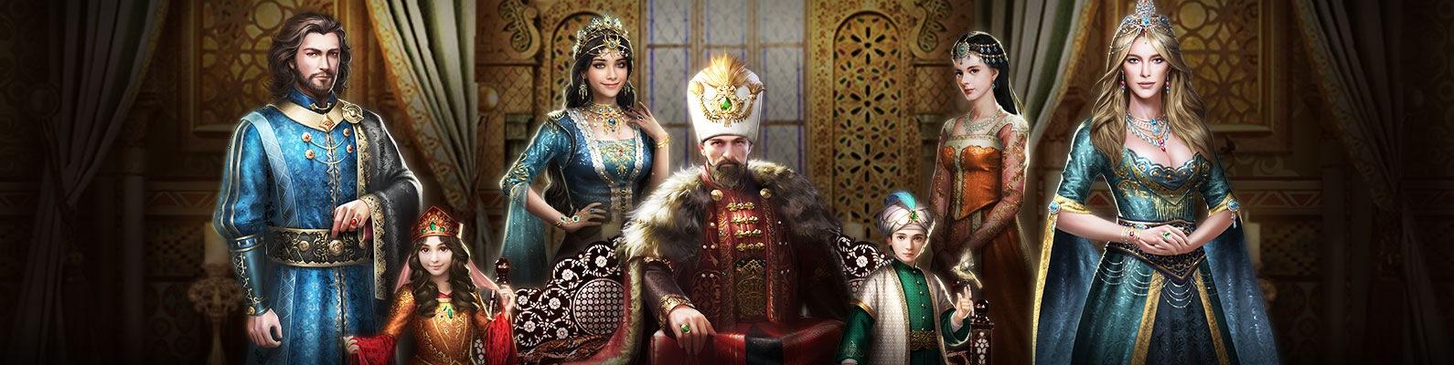 скачать игру великий султан взлом новая версия